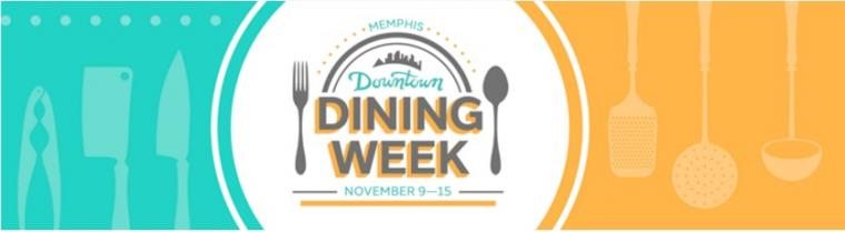 2015  Downtown Dining Week  Logo Banner