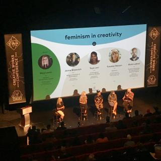 Feminism In Creativity