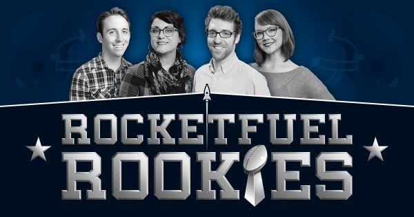 Meet RocketFuel's 2016 Starting Lineup