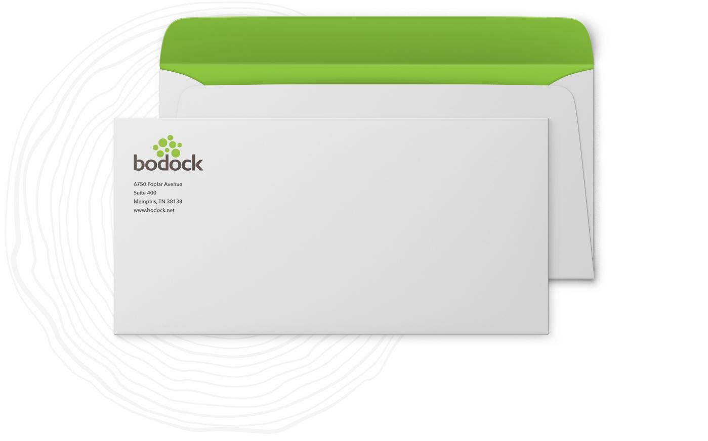 Bodock Envelopes